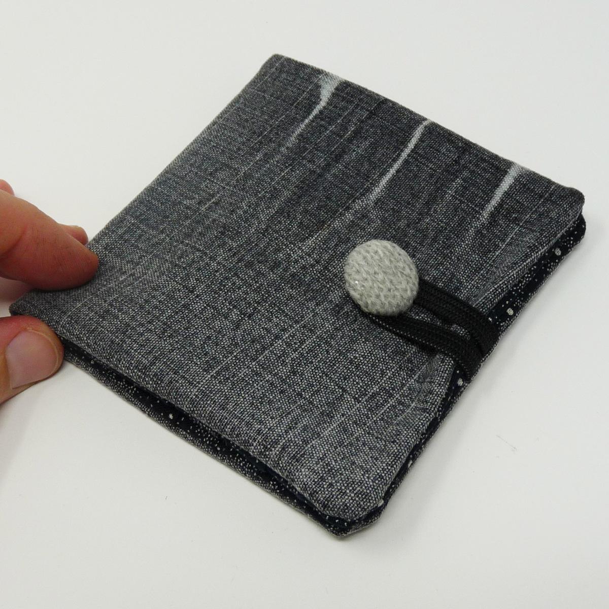 Porte-cartes en tissu