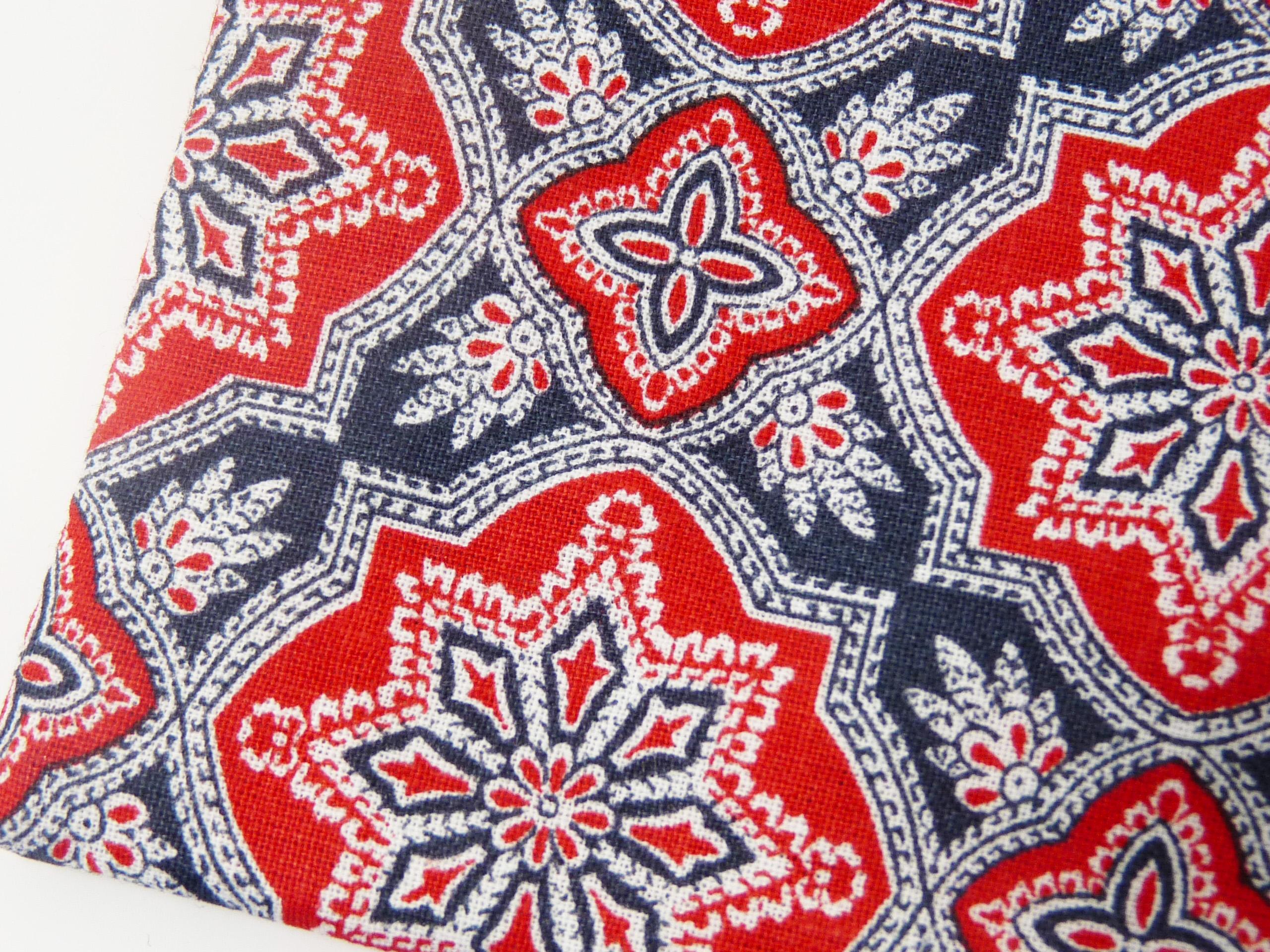 Pochette en tissu de Russie